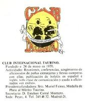 El Club en la obra de Cossío