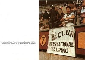 Muriel Feiner, Presidenta y Fundadora del Club